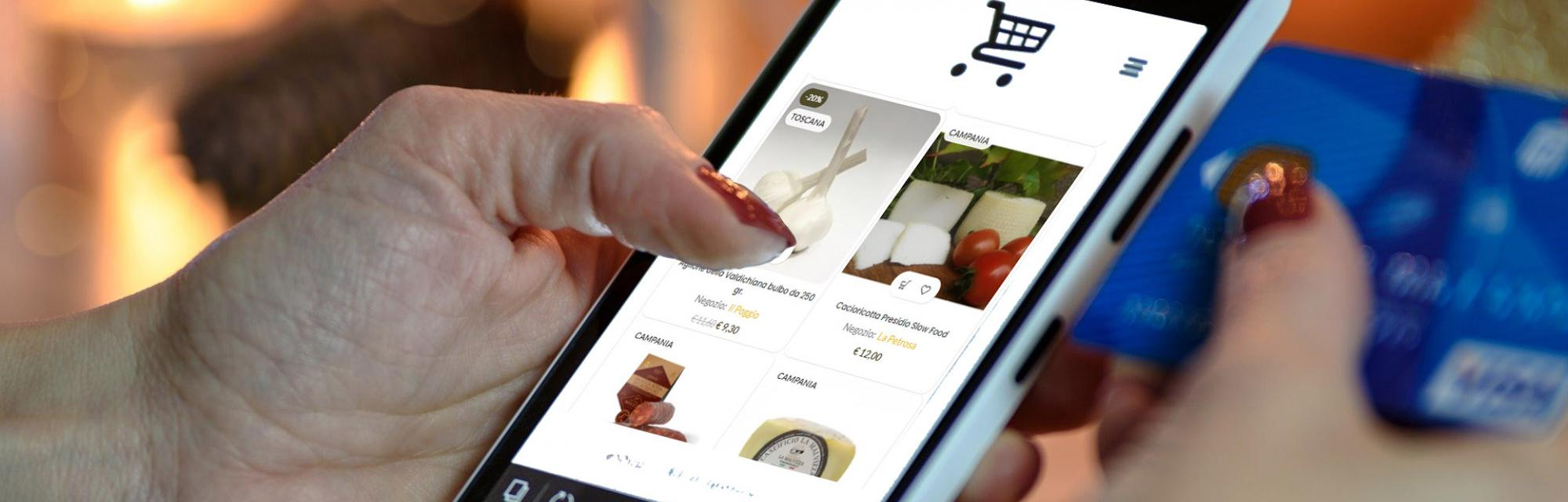 E-commerce, vendere on line