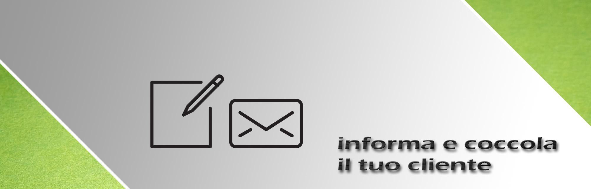Realizzazione ed invio Newsletter